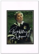 Zoe Wanamaker Autograph Signed Photo - Madam Hooch